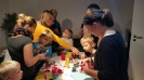 22.11. Kinderbasteln für den Adventsmarkt